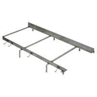 Frame and Grate System with Stainless Steel Frame