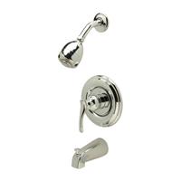 Temp-Gard® III Tub and Shower Unit