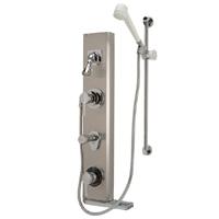 Aqua-Panel® Institutional Metering Shower Unit