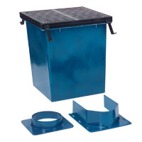 Z817 24 Flo Thru 174 Fiber Reinforced Polymer Catch Basin