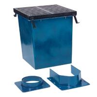 Flo-Thru® Fiber Reinforced Polymer Catch Basin