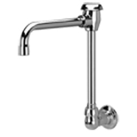 """Z821U0-XL-WM - AquaSpec® wall-mount 6"""" vacuum breaker spout"""