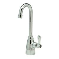 AquaSpec® single-control lab faucet with 3-1/2