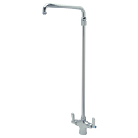 """Z826H1-R23-11F AquaSpec® Kettle filler with 12"""" spout and 23"""" riser"""