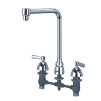 AquaSpec® widespread faucet with 15