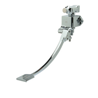 AquaSpec® wall-mount self-closing single foot pedal valve