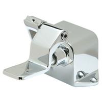 AquaSpec® floor-mount self-closing single foot pedal valve