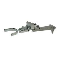 AquaSpec® knee-action valve with mounting bracket