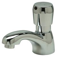 Single Basin, Metering Faucet (Lead Free)
