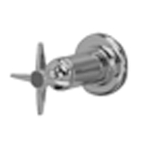 AquaSpec® Single-Valve Shower Body, Cold Water Only