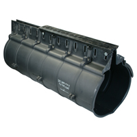 "Z888-36-HPD - Heel-Proof Hi-Cap® Slotted Drainage System for 36"" [941mm] Corrugated Pipe or Equivalent"