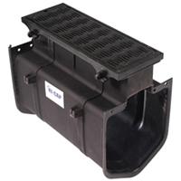 Z889-12-HPD - Hi-Cap® Slotted Drainage System Cleanout Port