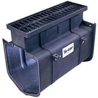 Hi-Cap® Slotted Drainage System Cleanout Port
