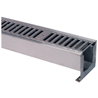 Sani-Flo® Linear Trench Drain System