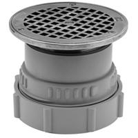 Z9A-PFD1 PVDF Adjustable Floor Drain