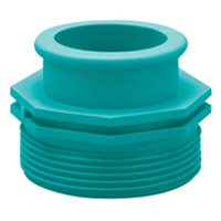 Z9A-GA Chemical Drainage Glass Pipe Adaptor