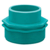 Z9A-IA Chemical Drainage Iron Pipe Adaptor