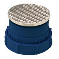 Z9A-PCO1 PVDF Adjustable Floor Cleanout