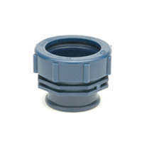 Z9A-PGA PVDF Glass Pipe Adaptor