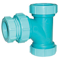 Z9A-TR Chemical Drainage Reducing Sanitary Tee