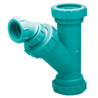 Z9A-YRB Chemical Drainage Reducing Combination Wye and 45-Degree Elbow