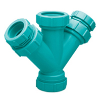 Z9A-YYR Chemical Drainage Reducing Double Wye