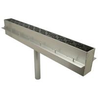 ZA880-300A  Aluminum Trench Drain System