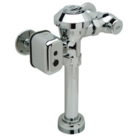 ZEMS600PL-HET-IS - 1.28 GPF Hardwired Automatic Sensor Flush Valve for Water Closets