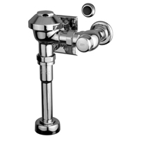 AquaVantage AV® Exposed Hydraulic Actuation Flush Valve with Top Spud Connection for 1-1/4