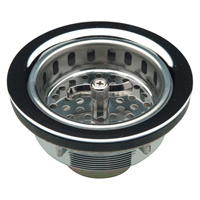 Spin and Lock Basket Strainer