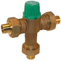 34-ZW1017XL2PEX1C - Aqua-Gard® Thermostatic Mixing Valve