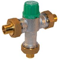 38-ZW1070XLCOMP - Aqua-Gard® Thermostatic Mixing Valve