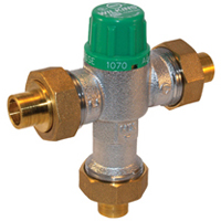 12-ZW1070XLPF - Aqua-Gard® Thermostatic Mixing Valve