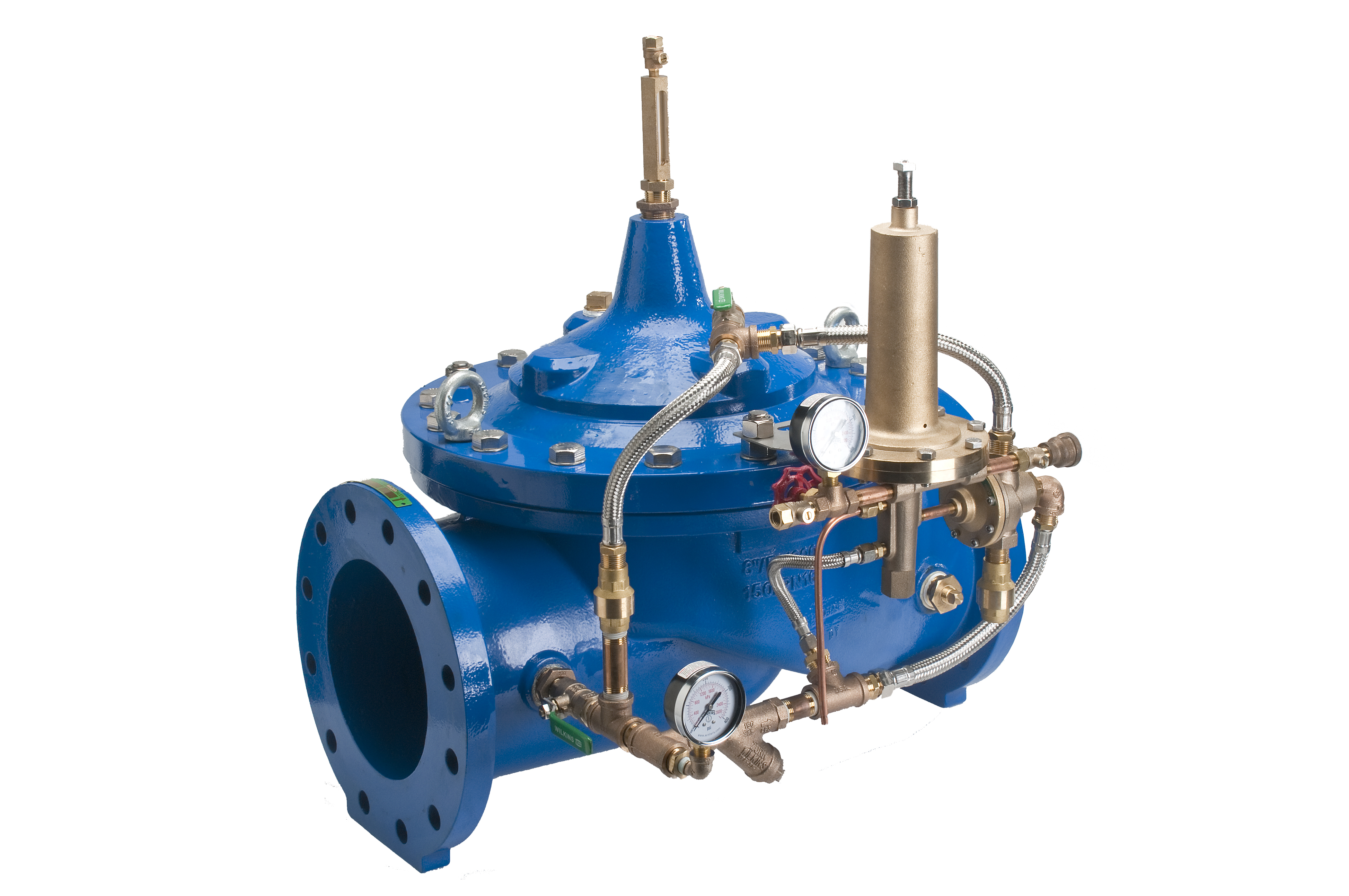 One Way and Two Way Altitude Level Control Valve