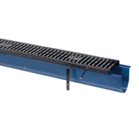 Fiber Reinforced Polymer Trench Drain System