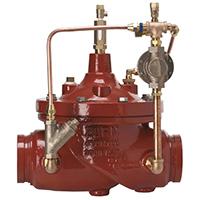 Fire Pump Suction Control Valve
